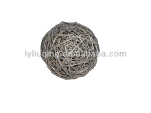 wholesale decorative willow ball