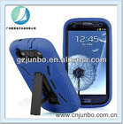 Robot Impact Hybrid Combo Kickstand Case for Samsung Galaxy S3 i9300