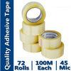 BOPP Self Adhesive Tape (BOPP Film and Water-based Acrylic)