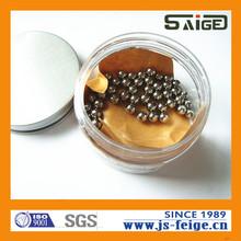 high precision bearing steel balls 1/8 inch