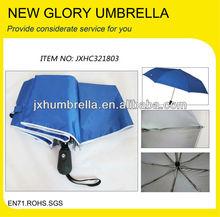 auto open and close UV proof folding umbrella