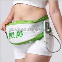 Slimming vibrating electronic whole body fat reducing vibration belly massage belt