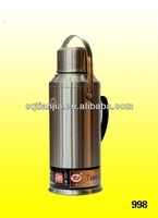 3.2L vacuum flask&thermos&water bottle&tea pot with glass refill