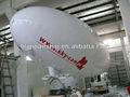 Fz800e werbung luftschiff, elektro-luftschiff, werbung zeppelin, werbung luftschiff