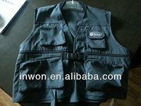 fishing vest coat for man