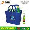 Reusable Non Woven Bottle Wine Bags Bulk DKJD-128