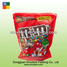 Decorative food grade food packaging bag for peanut butter
