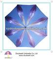 Buona qualità ombrello moda/in fibra di vetro ombrello telaio
