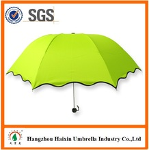 High quality cheap promotion outdoor fold umbrella