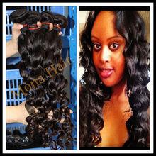 Fast shipping unprocessed 5a top grade virgin brazilian hair
