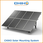 Solar Photovoltaic mounting system/solar mounting system double v structure/solar ground system