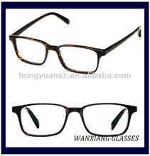 2013 Fashion Tortoise Silhouette Eyewear With High Quality