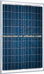 95W Poly Solar Panel Price China