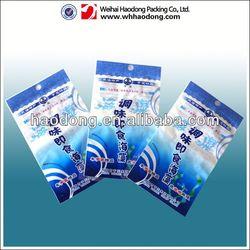 custom high temperature plastic bags