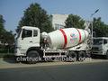8-12M3 Dongfeng bétonnière camion, 6 x 4 ciment mélangeur prix en arabie saoudite