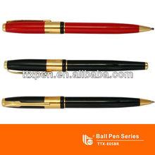 TTX-E05BR Gold color roller ball pen Middle East market