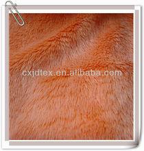 Polyester long wool super poly/gold velvet/silk velvet fabric