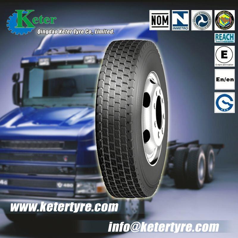 Alta qualità del pneumatico verde, keter pneumatici autocarro marca con alte prestazioni, prezzi competitivi