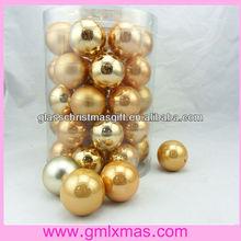 Christmas Candy Christmas Glass Ball ornament,Trade Assurance supplier