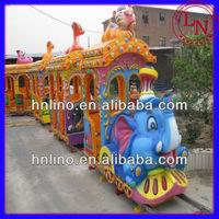 Plagyround Train Set Outdoor / Indoor Amusment Park Electric Mini Train