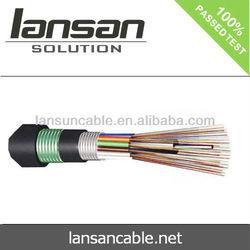 GYXTW/GYTA/GYTS Aerial 8/12/24 Core Outdoor fiber optic cable