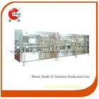 Plastic Bottle IV Solution Production Line