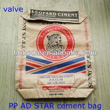 Ordinaria portland cemento 50 kg precio de la bolsa