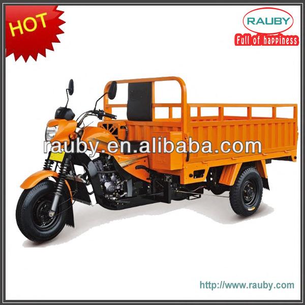 2014 New design high quality 150cc 200cc 250cc Engine three wheel motorcycle