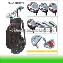 Luxurious Golf Club,golf clubs complete set,beautiful design