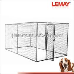 Hot Sale 7.5*13*6 foot dog cage metal dog cage folding dog cages