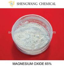 Factory Price! Light Magnesium Oxide Powder