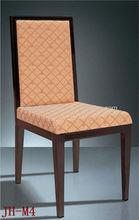 Jh-m4 rústico imitado de madera silla para caliente de la venta