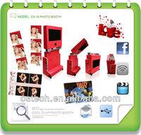 Hottest Portable Folding Photo Cabine