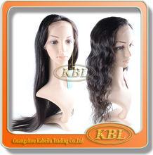 Kbl cabelo humano perucas para as mulheres negras
