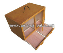 Backyard Wooden chicken cages / chicken brooder cage / wood pet house