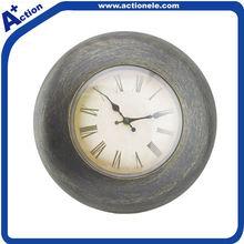 antique plastic home decoration wall clock