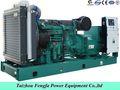volvo 500 kva conjunto generador diesel