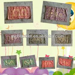 beautiful design Polyester / Cotton pillow case