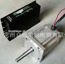 80mm 36V 48V 220V 310V 3000RPM brushless DC motor