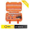 "1/4""DR. 46PCS Precision Combined Hand Tool Set Kits US General Tool Box Parts"