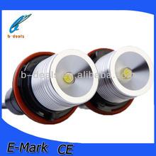 E60 5 series led marker car light led angel eyes headlights 5w long lifetime