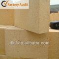 Taille standard/dimensions standard de briques en argile réfractaire