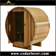 red cedar dynamic mini sauna room