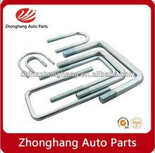 Machining Parts U Bolt For Auto Parts