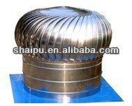 980mm risparmio energia eolica turbina tetto aria ventilatore
