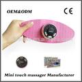 Toptan küçük Kablosuz Mini dokunmatik Masaj, akupunktur masajı Paster