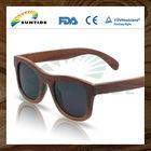 100% Fashional Natural Black Walnut Wood Eyewear (WA10)