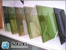 Glass factory supply Excellence quality 4mm,5mm,6mm,8mm reflective glass for window