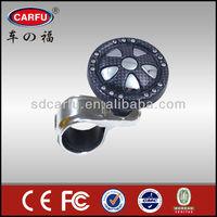 Fashion Design Car Universial Aluminum Steering Wheel Knob