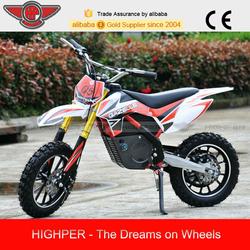 2014 500W 24V Electric Mini motorcycle , dirt bike For Kids